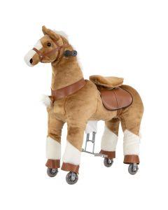 BR Cavallo giocattolo Pebbels medio 66 cm