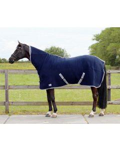 QHP Sottopancia + collo lana QHP coperta