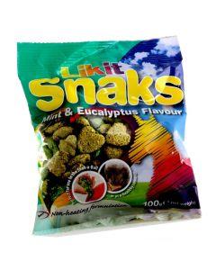 Likit Snack Menta/Eucalipto 100 g