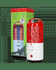 Hofman Distruttore di insetti 4W LED ricaricabile per esterni e interni