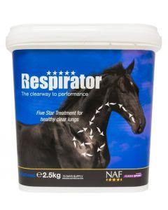NAF Polvere per respiratore