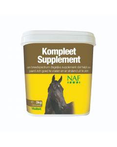 NAF Supplemento completo