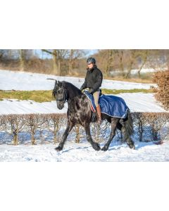 Bucas Freedom riding rug