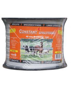 Hofman Nastro Excellent Constant 200 m / 40 mm bianco