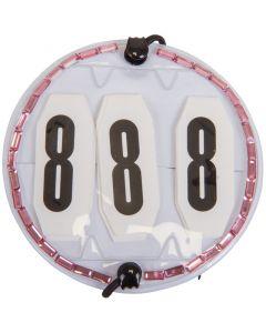 Imperial Riding Numeri di partenza della gara