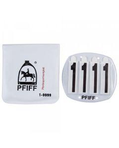 PFIFF Briglia numeri 4 cifre