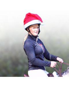 QHP Cappello da Babbo Natale rosso