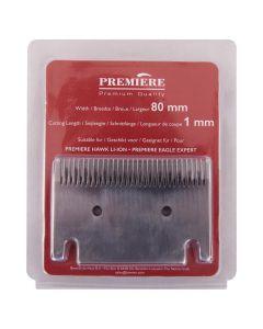 Lama da taglio Premiere macchina da rasatura1mm (lama da 80mm)