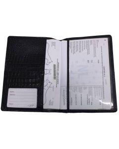 QHP Horse Passport Mappa Croco