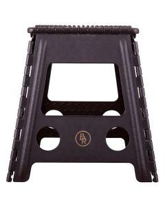 Scaletta BR pieghevole in plastica 29x22x39cm