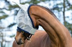 Maschera antimosche Horseware Amigo in rete sottile