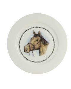 Farm shop Piatto colazione 21cm Cavallo