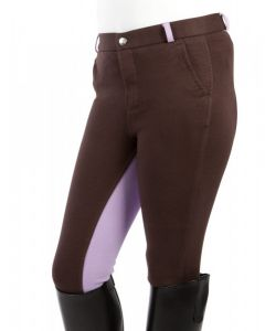 PFIFF Pantaloni da equitazione bambino PFIFF Elisa bicolore