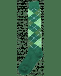Excellent Calzini al ginocchio RE d. Verde / l. Verde / verde 43-46