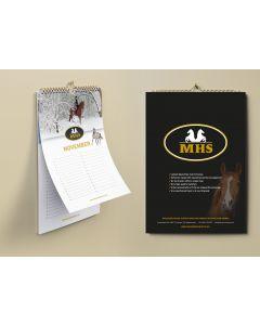 Calendario dei compleanni MHS