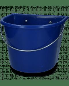 Vplast Ciotola per alimenti con pendenti e manico blu scuro