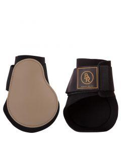 BR Cinghie per stivali da equitazione con paranocche Event senza elastico