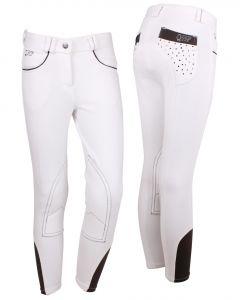 QHP Pantaloni da equitazione Junior Pearl