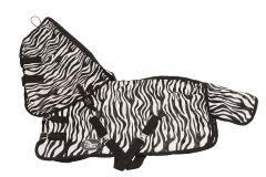 Coperta antimosche fantasia zebrata Harrys Horse