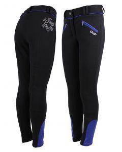 QHP Pantaloni da equitazione Ice