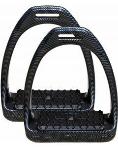 Harry's Horse Braces Compositi Reflex Carbon-Look per adulti