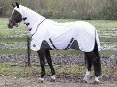 Coperta di Harry's Horse Flyprotection con collo
