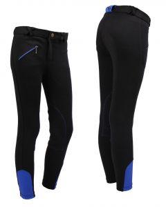 QHP Pantaloni da equitazione Junior