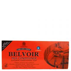 Sapone di cuoio CDM Belvoir Tack Condizionatore asta 250g