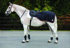 Coperta da competizione impermeabile Horseware Rambo Waterproof Fleece Competition Sheet