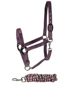 Set per cavezza Equestrian Society di Harrys Horse