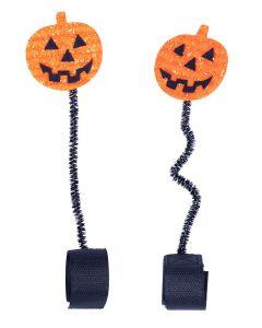 QHP Accessorio per il copricapo Zucca di Halloween