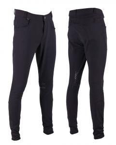 QHP Pantaloni da equitazione Luc con impugnatura al ginocchio