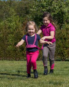 QHP Equipaggiamento per cavalli per bambini Pegasus