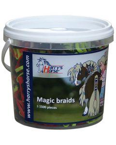 Secchio di Magic Braids