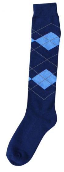 Hofman calzini al ginocchio RE 39/42 Dark Blue/Light Blue