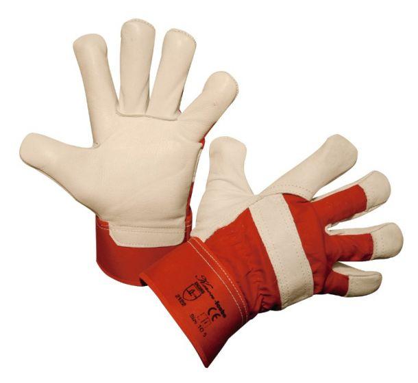 Hofman Guanto da lavoro Thermo Red 11,5-12