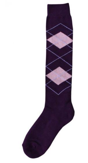 Hofman calzini al ginocchio RE 39/42 Purple