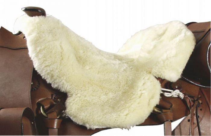 PFIFF Coprisella western in pelle di agnello
