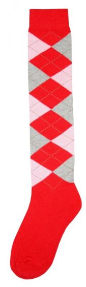 Hofman calzini al ginocchio RE 35/38 Red