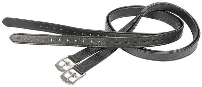 Harry's Horse Staffe in pelle Excellent nero