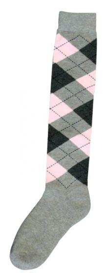 Hofman calzini al ginocchio RE 39/42 Grey/Black